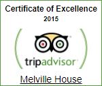 Trip Advisor - Melville House
